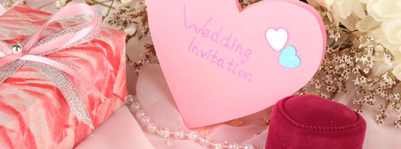 Toronto wedding invitations