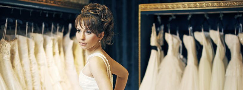 Say yes to the Dress -where to buy the wedding dress or not!