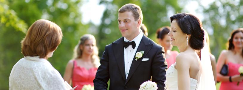 Formal Daytime Wedding Attire