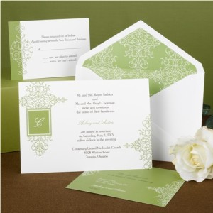 Wedding etiquette guidelines for invitations