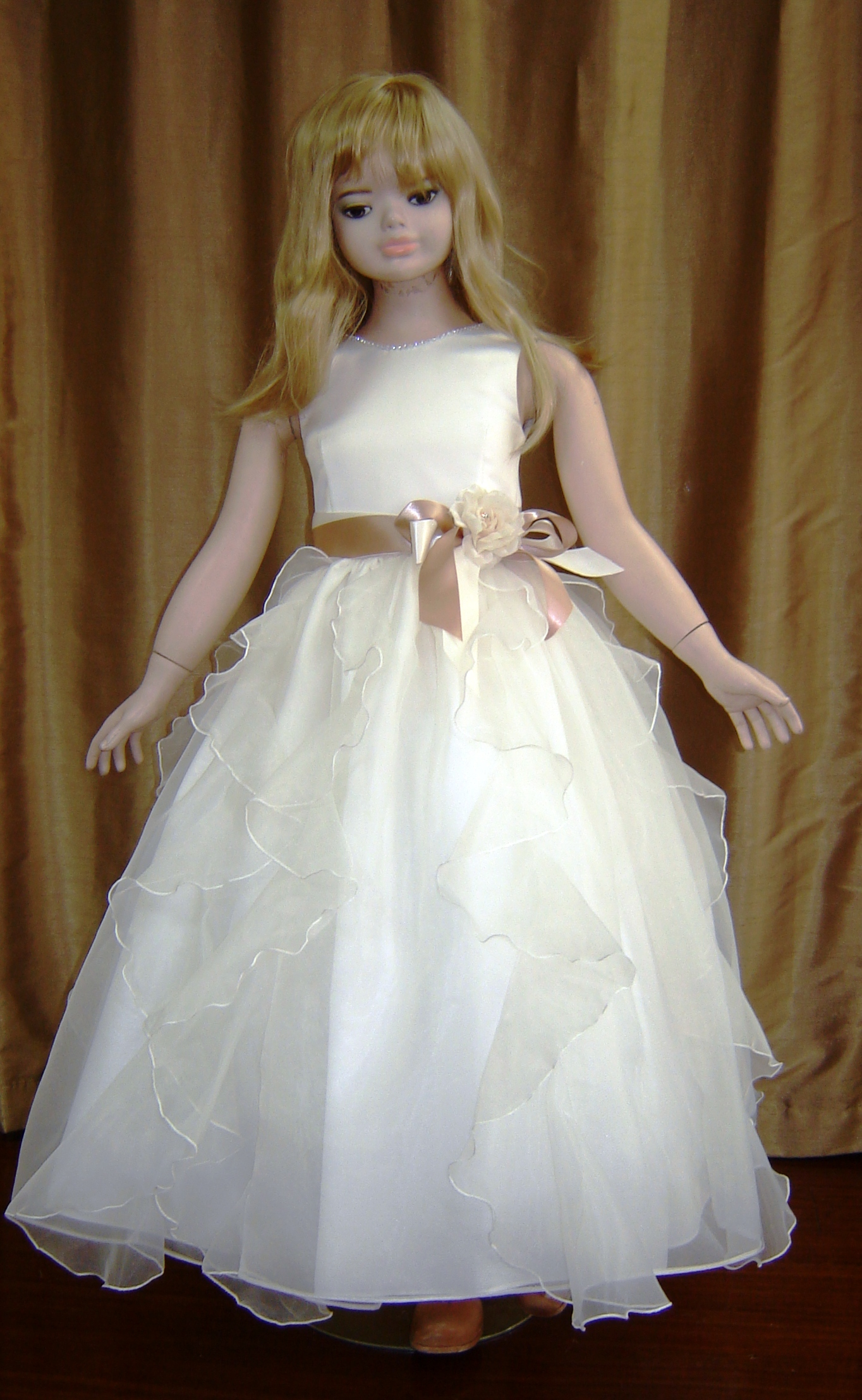 Flower Girl Dresses Style No. YD51