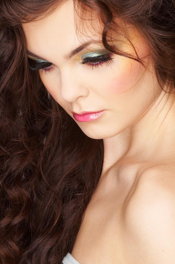 Makeup style no. YA1