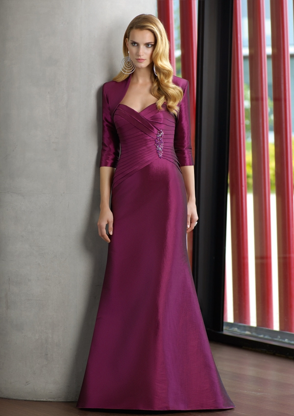 VM Collection 70210 Dress Turquoise 2
