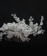 T007-Crystal Elegant Hair Clip
