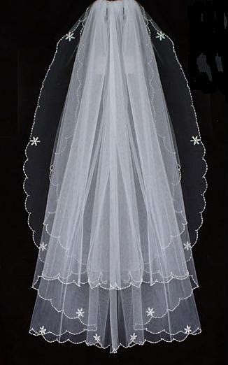 Veils Style No. V1009