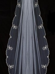 Veils Style No. V1010