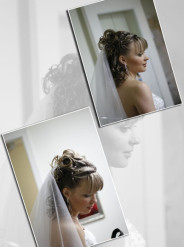 Wedding Hairstyle No. 1