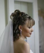 Wedding Hairstyle Y19 – Kaitlyn, Hair Color Highlight