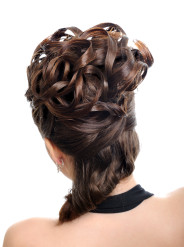 Wedding Hairstyle No. 8