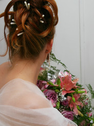 Wedding Hairstyle No. 10