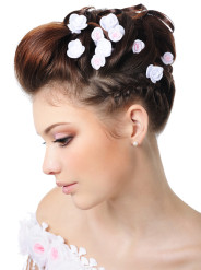 Wedding Hairstyle No. 12