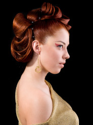 Wedding Hairstyle No. 15