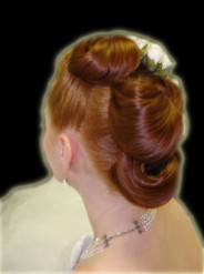 Wedding Hairstyle No. 17