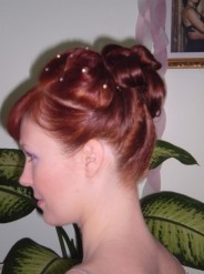 Wedding Hairstyle No. 21