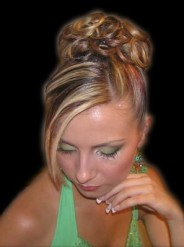 Wedding Hairstyle No. 22