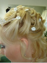 Wedding Hairstyle No. 23