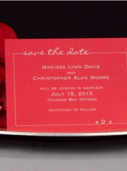 Wedding Invitations Design No. 01