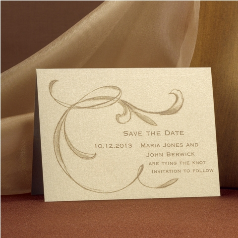 Wedding Invitations Design No. I02