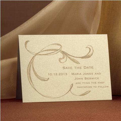 Wedding Invitations Design No. I02