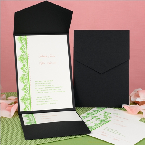 Wedding Invitations Design No. I05