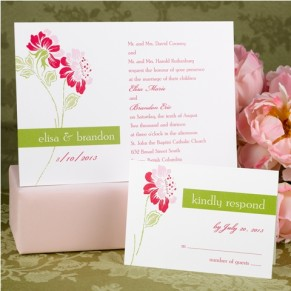 Wedding Invitations Design No. 06
