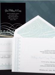 Wedding Invitations Design No. 08