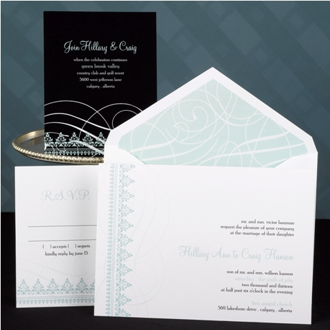 Wedding Invitations Design No. I08