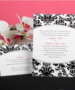 Wedding Invitations Design No. I09