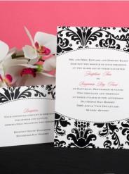 Wedding Invitations Design No. 09