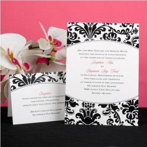 Wedding Invitations Design No. 09