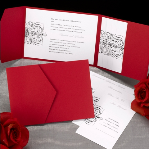 Wedding Invitations Design No. I11