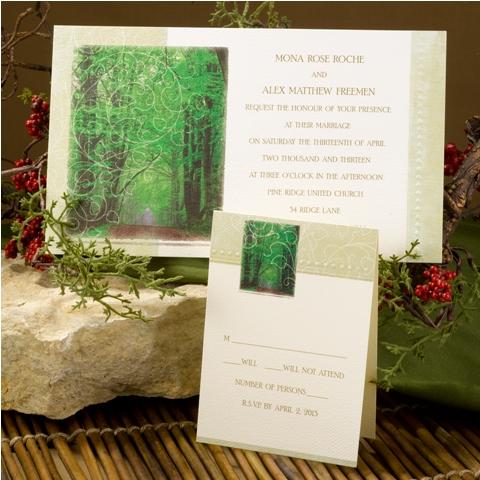 Wedding Invitations Design No. I16