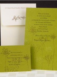 Wedding Invitations Design No. 18