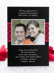 Wedding Invitations Design No. 19