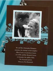 Wedding Invitations Design No. 20