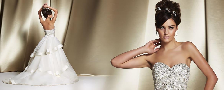 Wedding Bridal Gowns by Bellas Brides Ontario Toronto