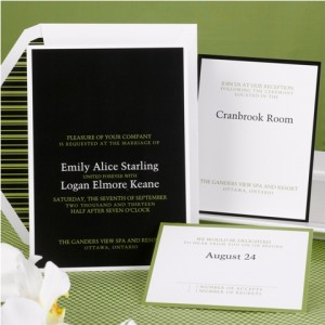 Use RSVPS Cards to Collect Songs for Wedding Reception