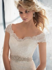 Crystal Beaded Bridal Beltstyle11033