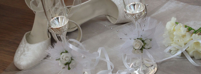 Choosing the Right Wedding Shoes to go With Your Bridal Gown
