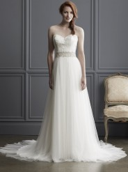 Wedding dress 1520 Madison collection
