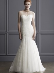 Wedding dress 1536 Madison collection