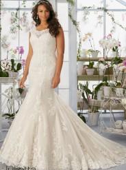 Julietta Style No. 3194 Wedding Dress plus size