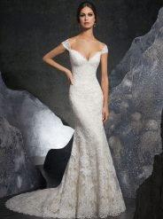 Wedding dress style 5616 by Mori Lee.