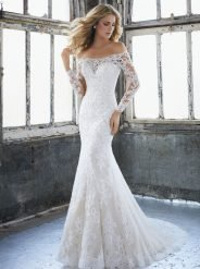 Wedding dress style 8207 by Mori Lee