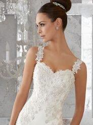 11277 wedding dress straps