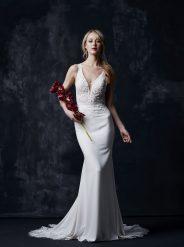 3050 Wedding dress
