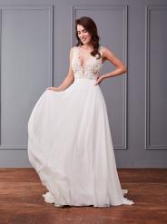 D100 wedding dress